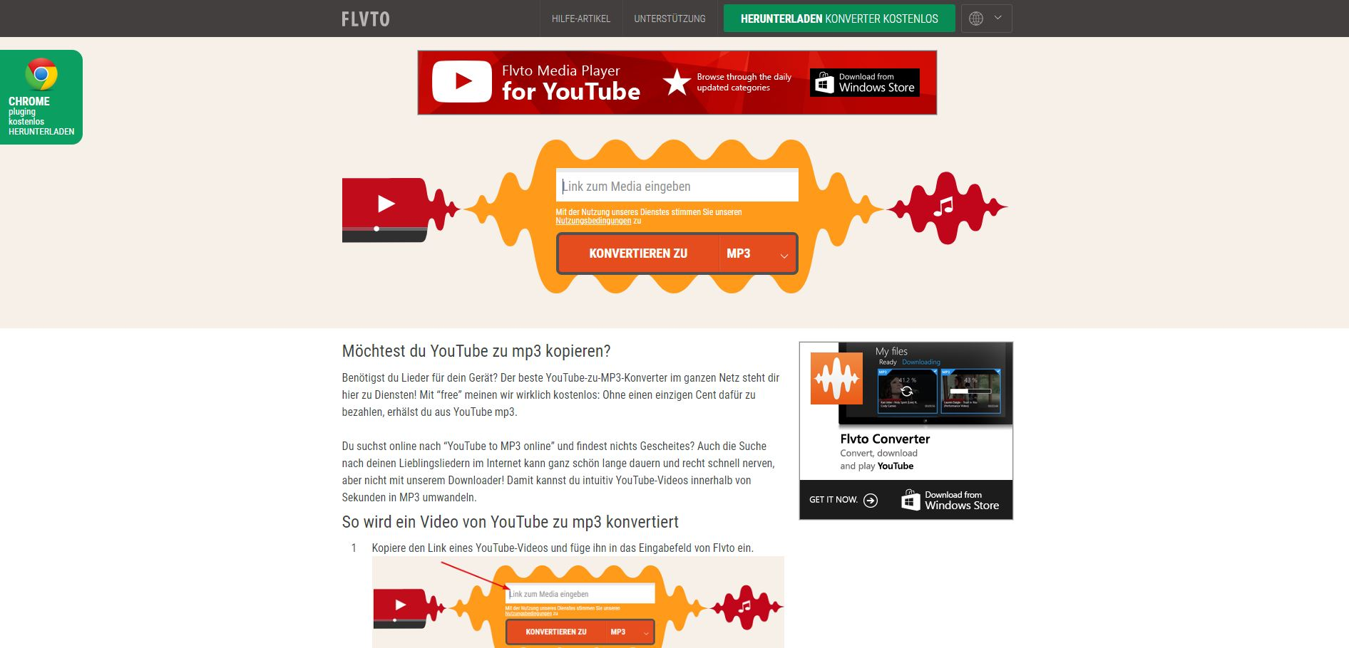 Youtube to MP3 Converters - Online Video Converter